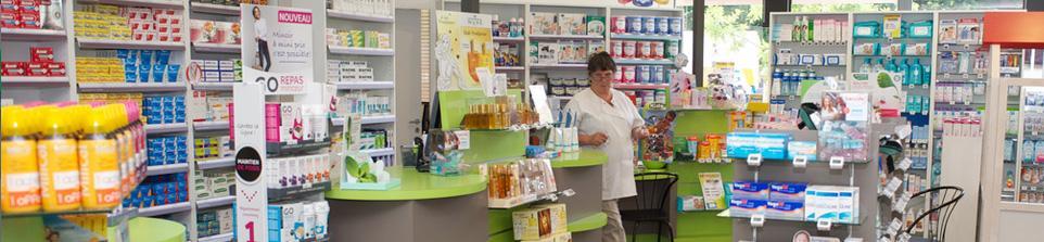 Pharmacie de la Bascule à Décines (69)